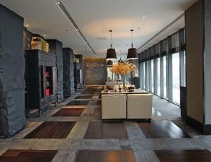 矩陣縱橫设计--万科地产天琴湾高尔夫会所