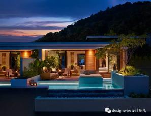 BAR Studio设计--泰国普吉岛瑰丽酒店