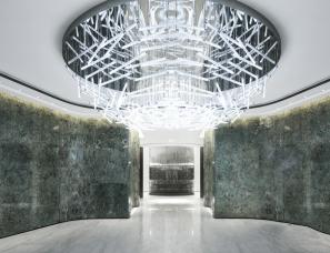深圳INNEST意巢设计--杭州西湖阳明谷艺术会所