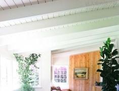 【色彩家】森女系客厅,小清新的自然美