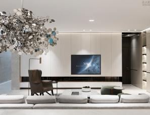 DIA丹健国际设计--融创北京壹号院 2017样板房