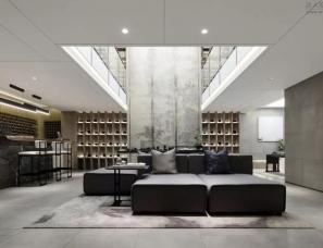 矩阵纵横--杭州绿城西溪云庐3层合院