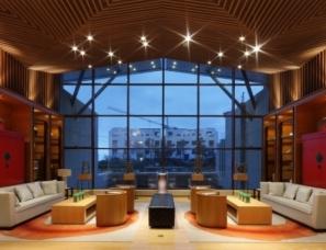HSD水平线空间琚宾设计--青岛尚溪地会所