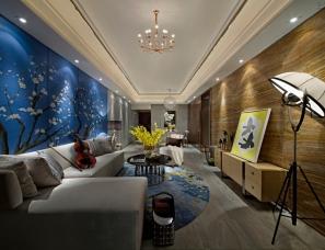 深圳盘石设计---深圳滨河名苑A1户型