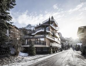 noa设计--意大利巴利亚山谷中的 Tofana 酒店