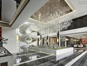 深圳矩阵纵横设计--桂林棠棣之华销售中心