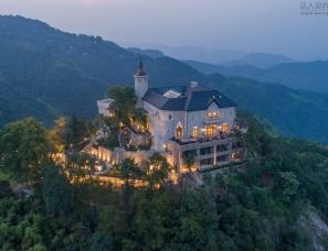 上海天华建筑设计--裸心堡度假酒店