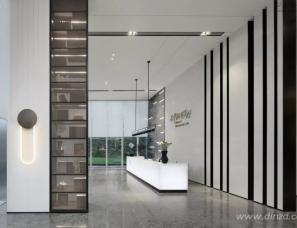 矩阵纵横设计--宁波华润未来道售楼处