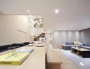 共生形态设计--越秀·星汇海珠湾创意样板间105M²