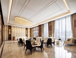 本则设计--顺德龙湖春江名城售楼部
