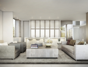 David Hicks 设计--DUBAI ESTATE