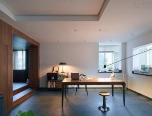 陈飞波室内设计事务所—鲍勃办公室设计
