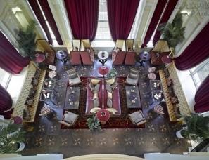 戴昆设计--杭州金都夏宫会所
