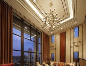 水平线空间琚宾作品 中海南京凤凰熙岸样板房
