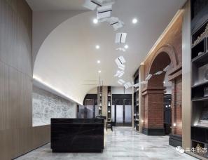 广州共生形态设计--万科金色里程销售中心