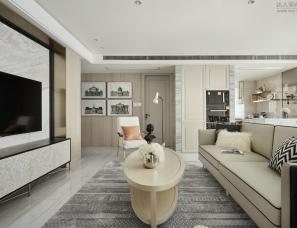 力设计新作:治愈系设计,温馨舒适的家