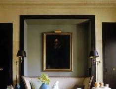 【色彩家】Art Deco客厅,品味奢华的艺术臻品