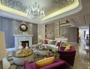 上海天鼓装饰设计--私人订制时尚女王之家