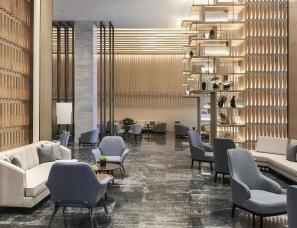 NOMOS设计--广东惠州天境湾花园酒店项目