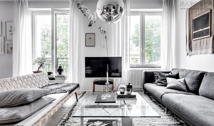 Alexander White--瑞典69㎡自然系北欧亲子宅