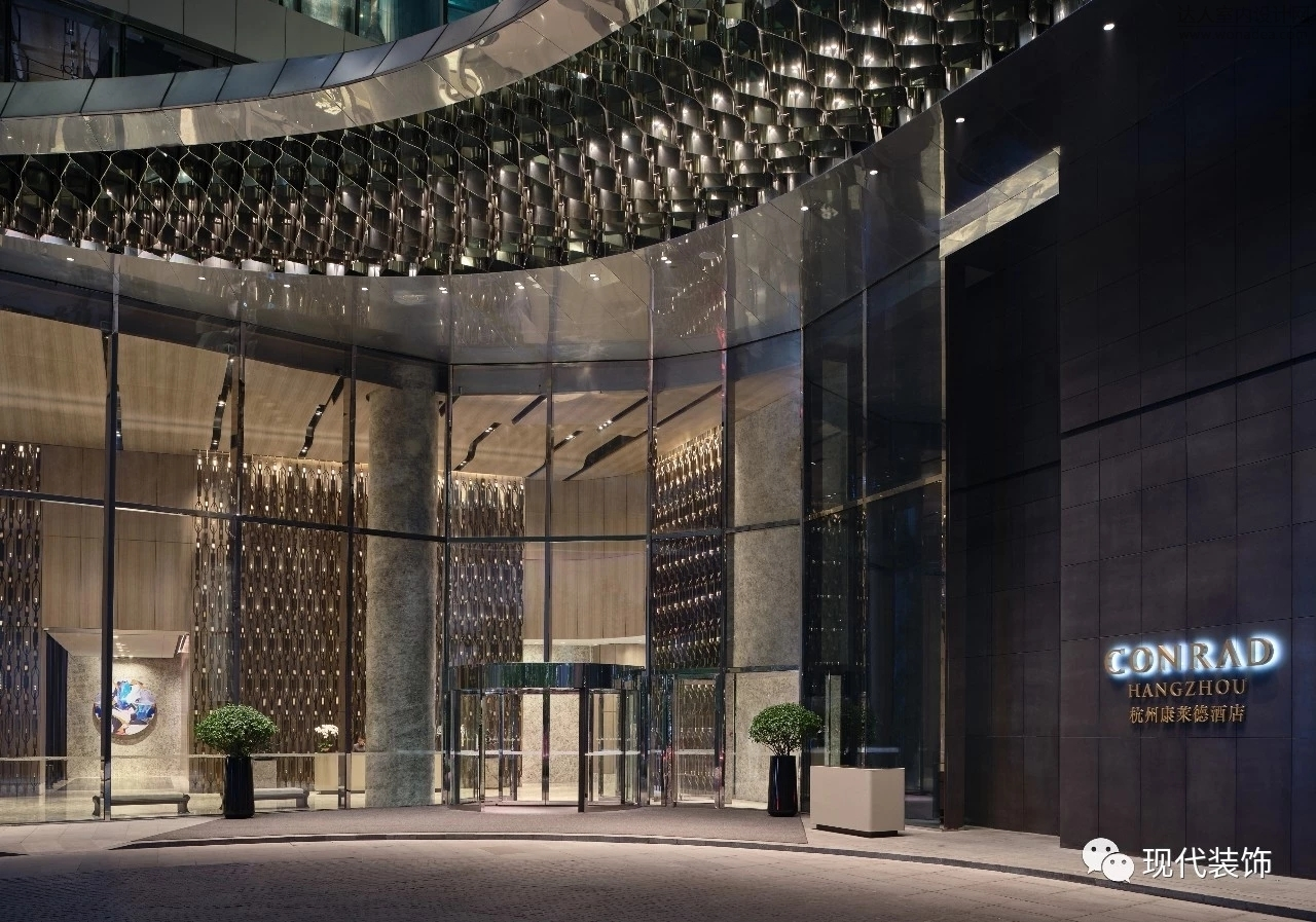 AB Concept新作--杭州康莱德酒店