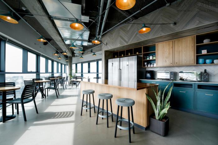 Setter Architects--以色列Keter Plastic办公室设计