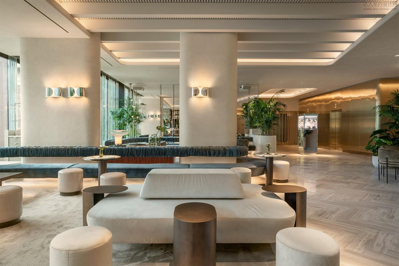 AtelierZébulonPerron--四季酒店Marcus酒吧餐厅