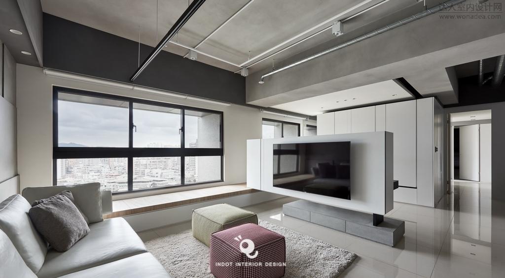 虫点子创意设计--拥抱温暖质感的简约人文宅
