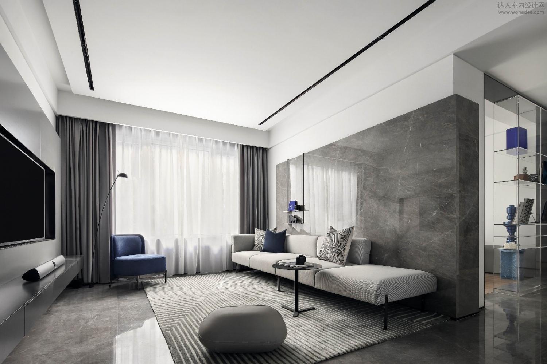 共向设计--中海·林溪世家别墅
