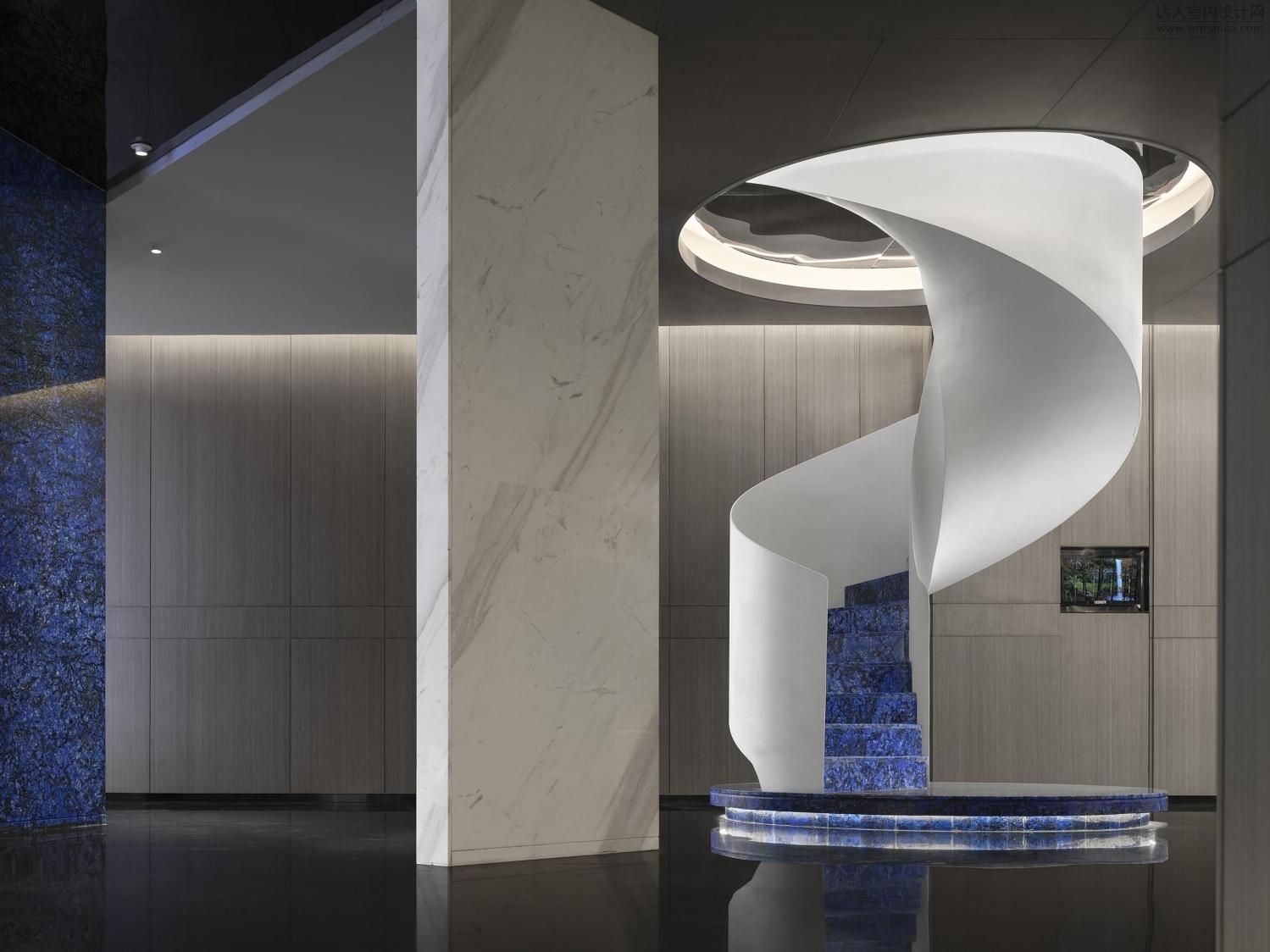 BDD布道设计--画宅 生活家装饰集团 梵高别墅软装馆