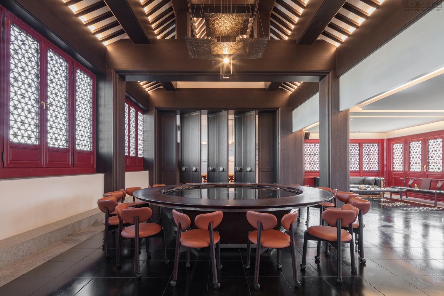万橡设计--隆福大厦顶层文化中心3000㎡