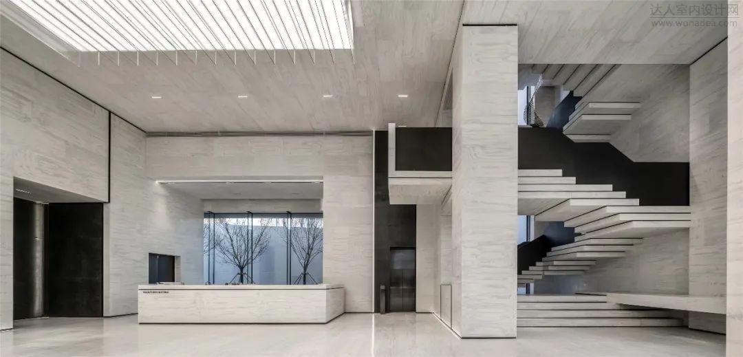 一然设计--美的君兰江山博展馆