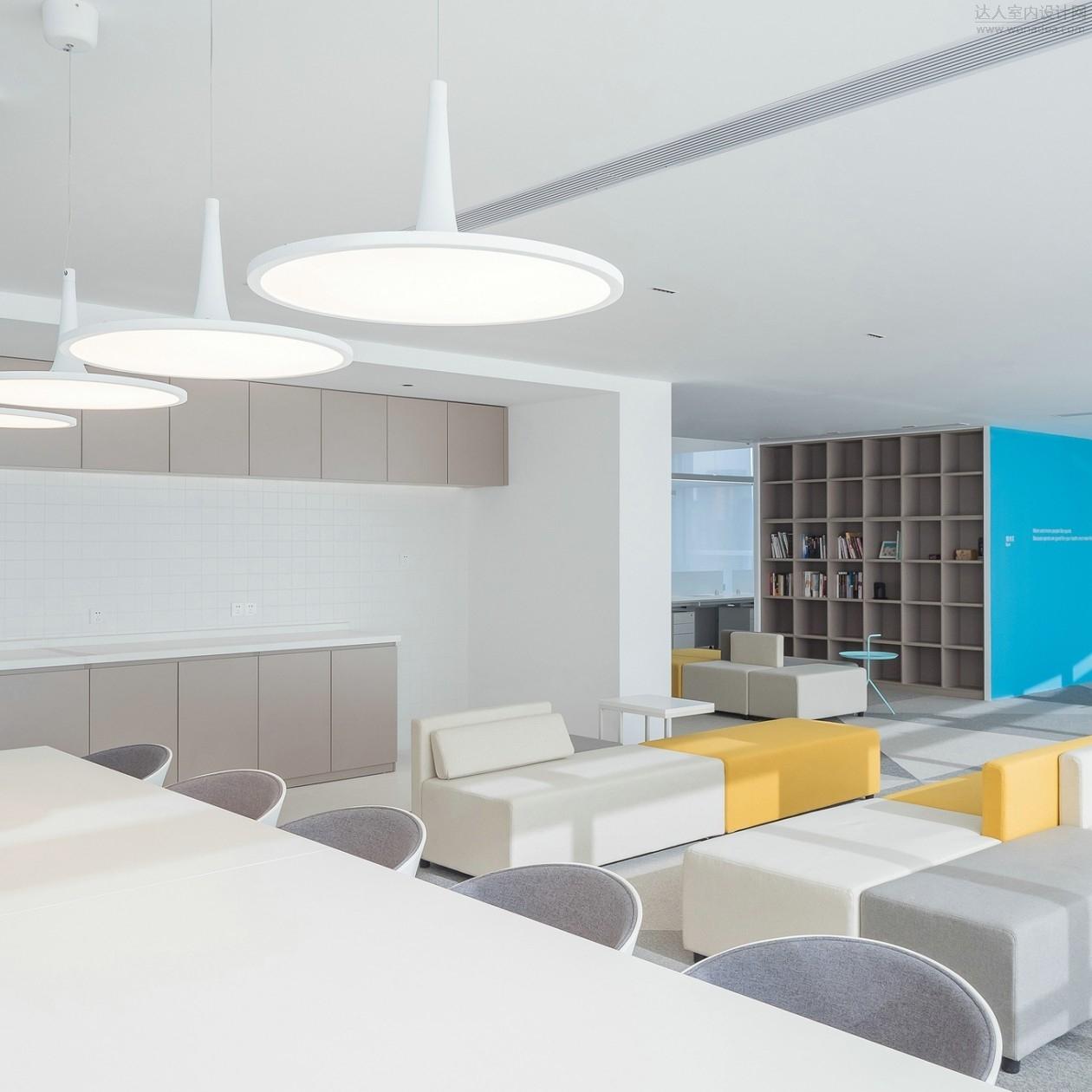 一乘建筑--海链科技总部办公室