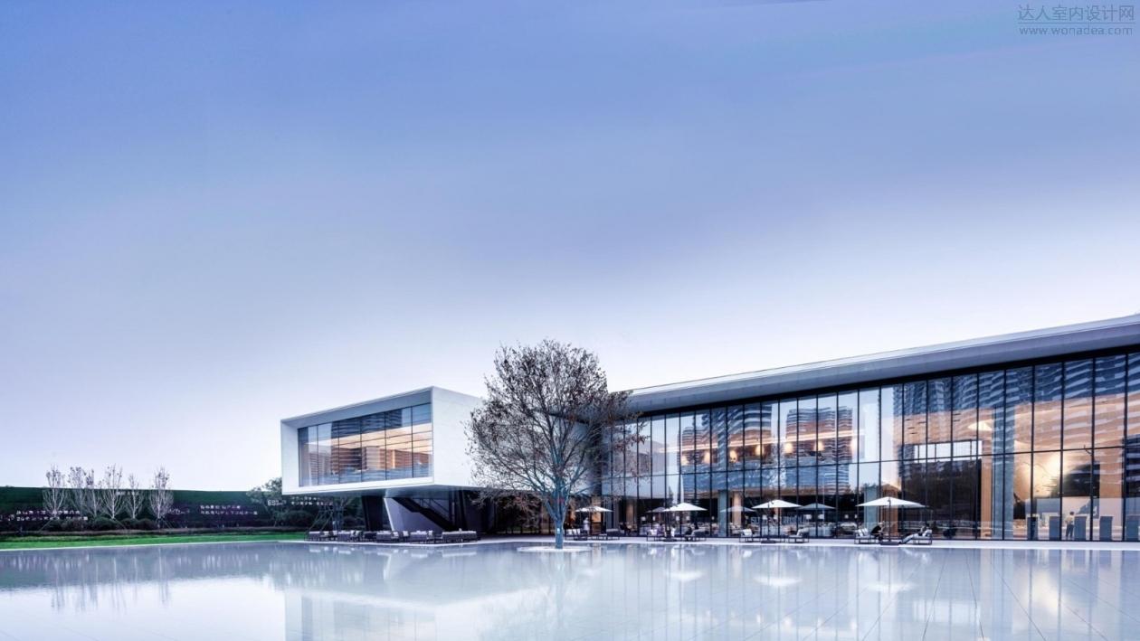森之国际设计+景远室内设计--融创沈阳吉雅达售楼处