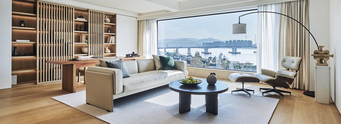 柒筑设计 | 隐逸好宅,宁静是最美的治愈!