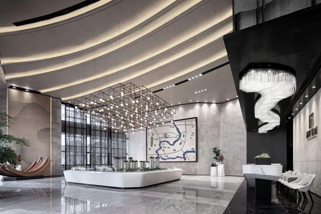 EASE艺烁设计--渝高星洲销售中心