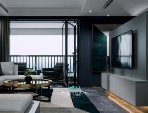 壹·宿|工坊【180平米跃层|现代风格】