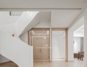 """简狄设计事务所--没有""""客厅""""的独栋别墅"""