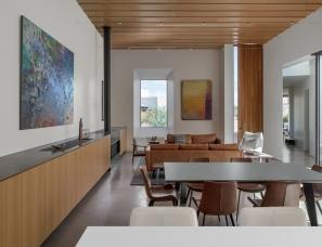 Ibarra Rosano Design Architects--Casa Schneider住宅