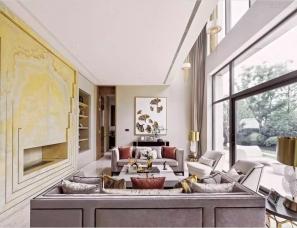HWCD设计-金臣别墅三套样板房