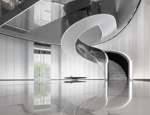 近境制作--绿城杭州钱江世纪城项目品牌馆售楼处