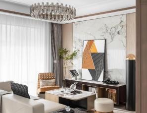赛拉维设计--昆明金地商置·海伦堡·玖悦府样板房116㎡、130㎡
