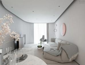 斯库图拉设计--重庆实地长寿样板房