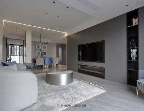 品岸装饰设计--潜江樟华国际120㎡私宅