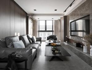 和洛空间设计--之江家园私宅160㎡