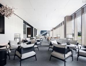 里约设计--力高地产·泰州璟颐湾售楼处