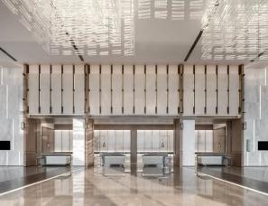 PLD刘波设计--武汉卓尔万豪酒店