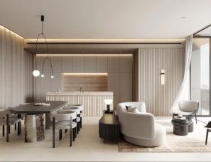 0932 Design新作--新加坡的简约奢华