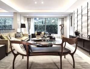 梁景华设计 | 缔造大气時尚的豪宅气质