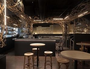 GSBN Studio--Forty Licks餐厅